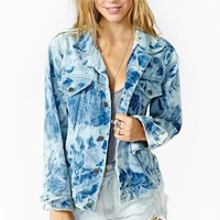 Acid Drops Denim Jacket
