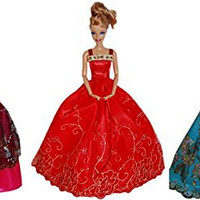 Dresses for Barbie - The Fairy Tale Collection (3 Dress Set)