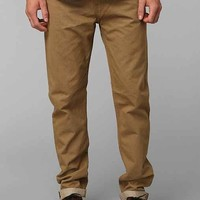 Levi's 508 Two-Tone Cougar Pant- Light Brown