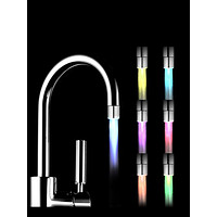 1pc Water Power Faucet Lamp