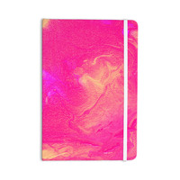 """Ashley Rice """"AC1"""" Pink Watercolor Everything Notebook"""