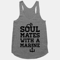 Soul Mates With A Marine