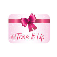 Tone It Up Gift Card