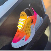 Boys & Men Nike Air Max 270 Flyknit Fashion Casual Sneakers Sport Shoes