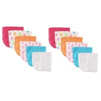 Luvable Friends Washcloths 12-Pack | Affordable Infant Clothing