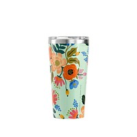 Rifle Paper Co. x Corkcicle Tumbler - Mint Lively Floral