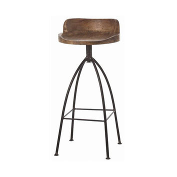 Hinkley Wood Stool