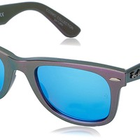 Ray-Ban Men's 0RB2140 Square Sunglasses