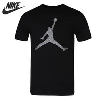 Original New Arrival 2018 NIKE Men's T-shirts short sleeve Sportswear