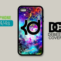 Kevin Durant Signature Nebula iPhone Cases