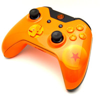 Dragon Ball Z Custom Xbox One Controller