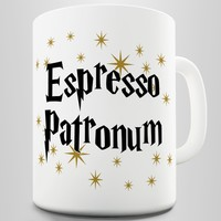 Espresso Patronum Magical Coffee Mug