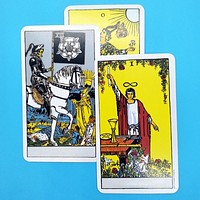 78Pcs Tarot Cards Set