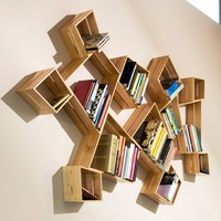 Sum Shelves by Peter Marigold - $450