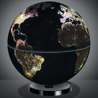Brainstorm 2 In 1 Globe Earth By Day Earth By Night Geography Education Discover...