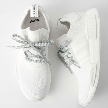 Adidas NMD R1 3M Reflective shoelace Fashion Trending Running Sports Shoes