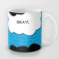 the fault in our stars Mug by Lizbee | Society6