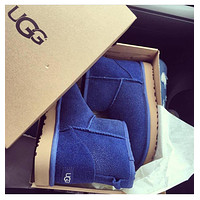 Ugg Women Male Fashion Wool Snow Boots-1