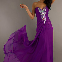Sweetheart Gown by Blush
