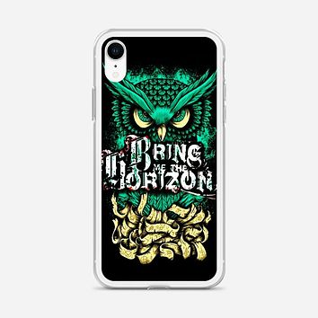 Bring Me The Horizon Hammer iPhone XR Case