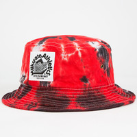 Milkcrate Athletics Chicago Bucket Hat Red/Blue One Size For Men 25342037101