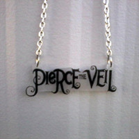 Pierce The Veil Inspired Necklace