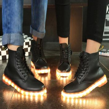 Hot Sale Hot Deal On Sale Lightning Shoes High-top Boots [6734557639]