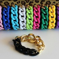 Colored Links by Isn't She Lovely Creations