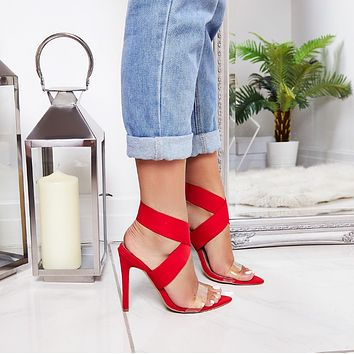 Fashion casual high heels