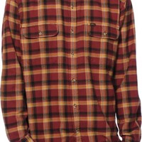 Obey Conner Flannel Shirt