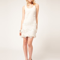 French Connection | French Connection Flapper Dress at ASOS