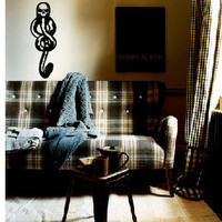 The Dark Mark Wall Decal Harry Potter