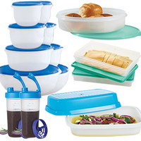 Tupperware | 14-Pc. BBQ Prep Set