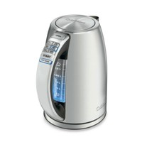 Cuisinart® PerfecTemp®™ Stainless Steel Electric Kettle