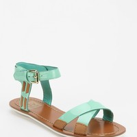 Dolce Vita Crisscross Ankle-Wrap Sandal - Urban Outfitters