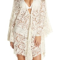 Free People Move Over Lace Wrap | Nordstrom