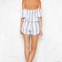 Keep Me Close Playsuit