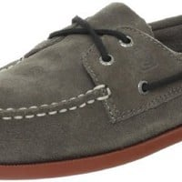 Sperry Top-Sider A/O Boat Shoe (Toddler/Little Kid),Brown,7 Youth