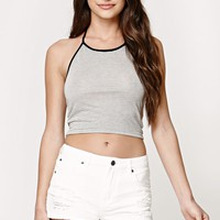 LA Hearts Halter Top - Womens Tees
