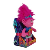 Trolls® Poppy Throw Blanket & Pillow Buddy