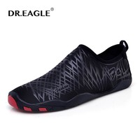 Dr.eagle skin SHOES FOR WATER beach woman mens aqua sneaker swimming sneaker yoga sunset beach gym fitness Size 36-44