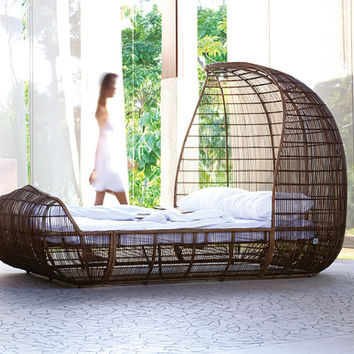 Voyage by Kenneth Cobonpue   Double Beds