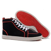 Christian Louboutin Women Men Fashion Casual Sneakers Sport Shoes-22