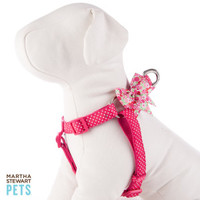 Martha Stewart Pets® Flower Dog Harness