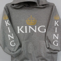 Pullover Hoodie - King Full Combo