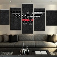 TRL Wonder Woman Canvas Set