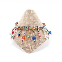 Beach Bead Anklet Jewelry Ankle Bracelet - Multi