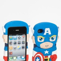 Marvel 'Chara-Cover - Captain America®' iPhone Case   Nordstrom