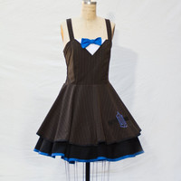 Doctor Who Eleven Retro Style Dress