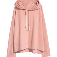 H&M Wide-cut Hooded Top $24.99